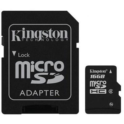 16Gb micro sd kortelė
