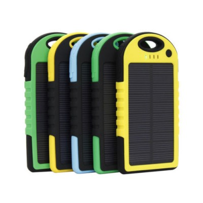 Išorinės ir saulės baterijos