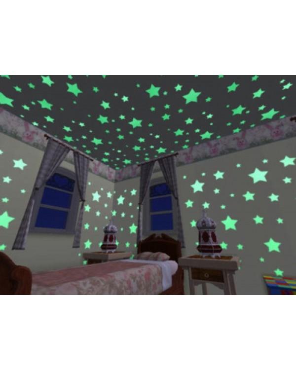 Naktį šviečiančios žvaigždės