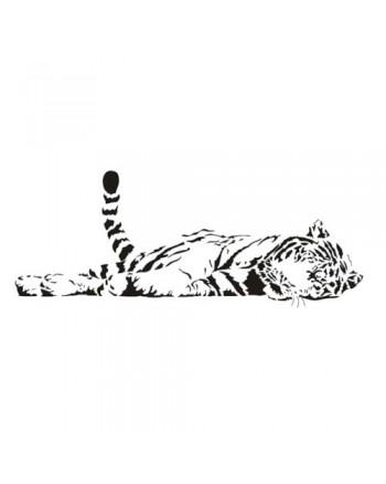"""Interjero lipdukas """"Tiger"""""""