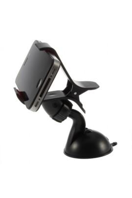 Telefono stovas mašinoje