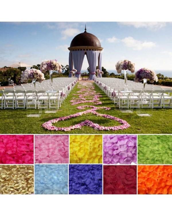1000 gėlių žiedlapių