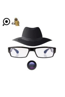 Akiniai - slapta kamera
