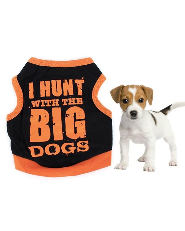 """Marškinėliai šuniukams """"Hunt"""""""