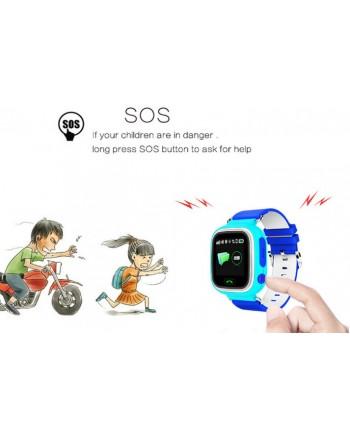 "Išmanusis GPS laikrodis vaikams ""A9"""
