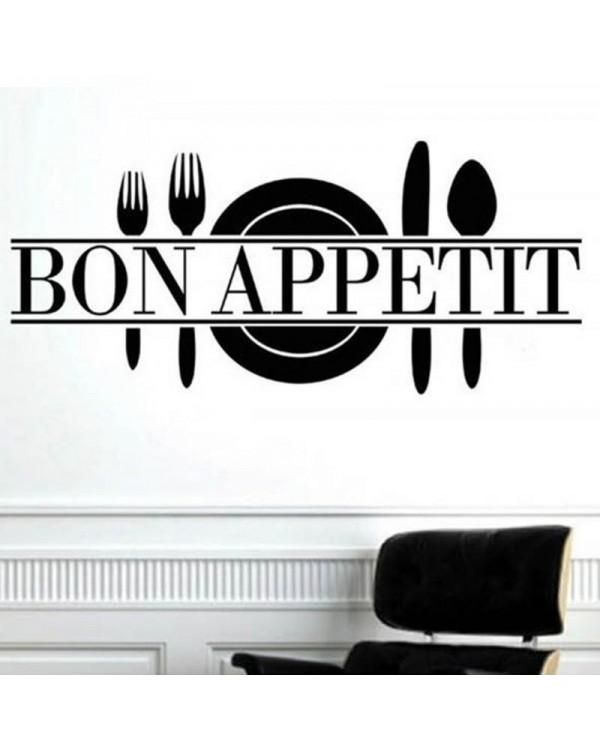 """Interjero lipdukas """"Bon Appetit"""""""