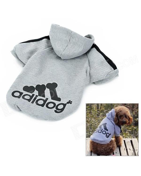 """Džemperis šuniukams,,Adidog"""""""