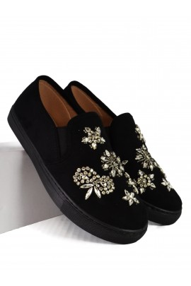 "Slip On avalynė ""Snowflakes"""