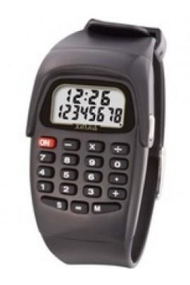 Laikrodis-skaičiuotuvas