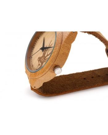 """Medinis laikrodis  """"Roe"""""""