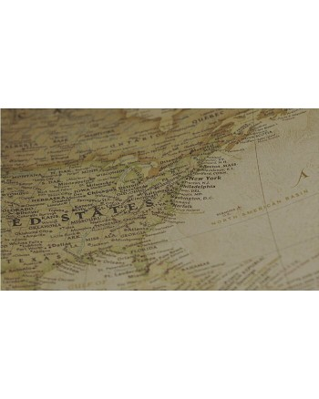 """Interjero lipdukas """"World map"""""""