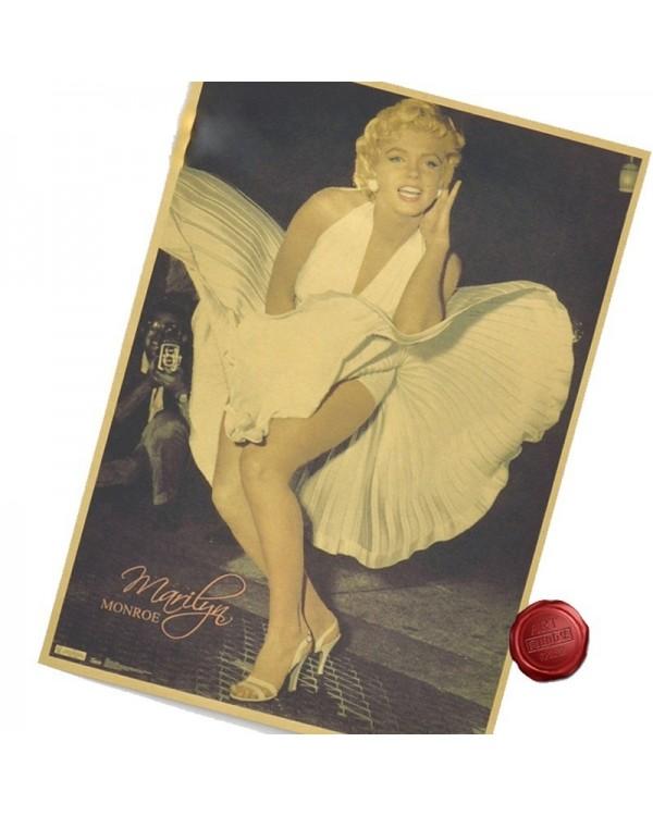 "Plakatas ant sienos ""Marilyn Monroe"""