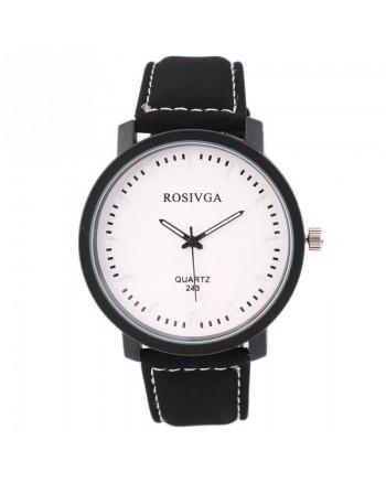 """Laikrodis su odine apyranke """"Rosivga"""""""
