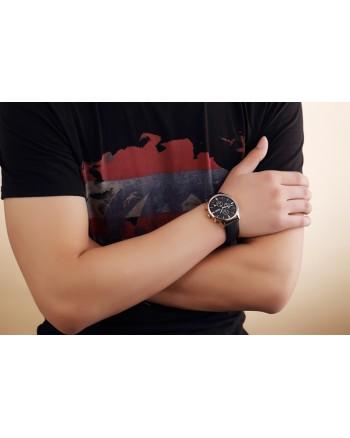 """Vyriškas laikrodis """" MEGIR brown"""""""