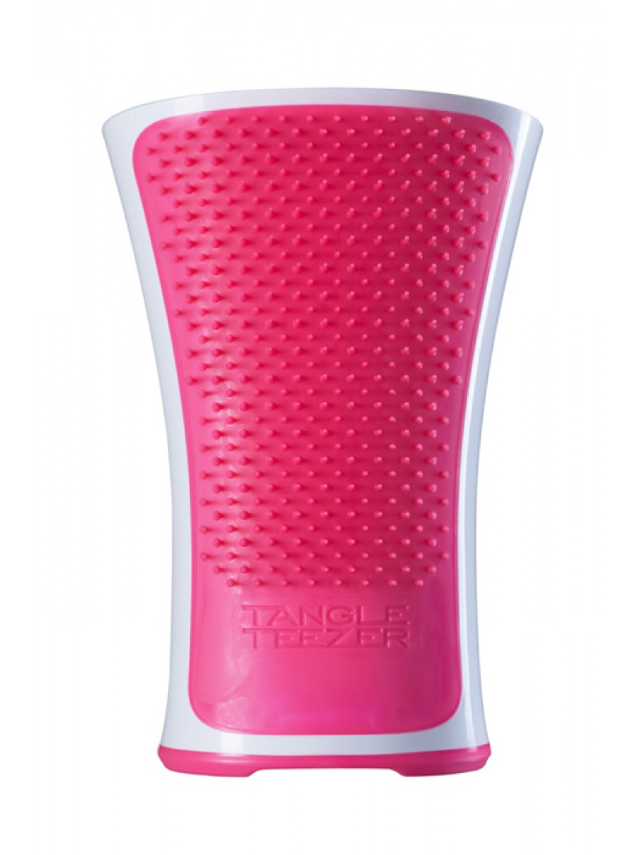 Tangle Teezer Aqua Splash Pink Shrimp plaukų šepetys