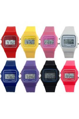 Spalvingi laikrodžiai
