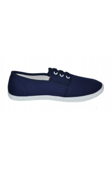 "Slip On avalynė ""Three Stripes All Blue"""