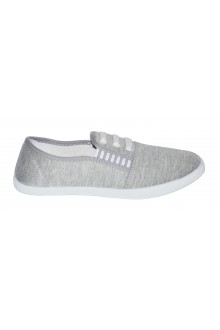 "Slip On avalynė ""Three Stripes Grey"""