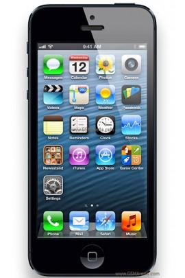 Apple iPhone 5 ekrano apsauga