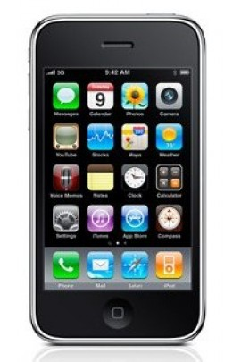 Apple iPhone 3GS ekrano apsauga