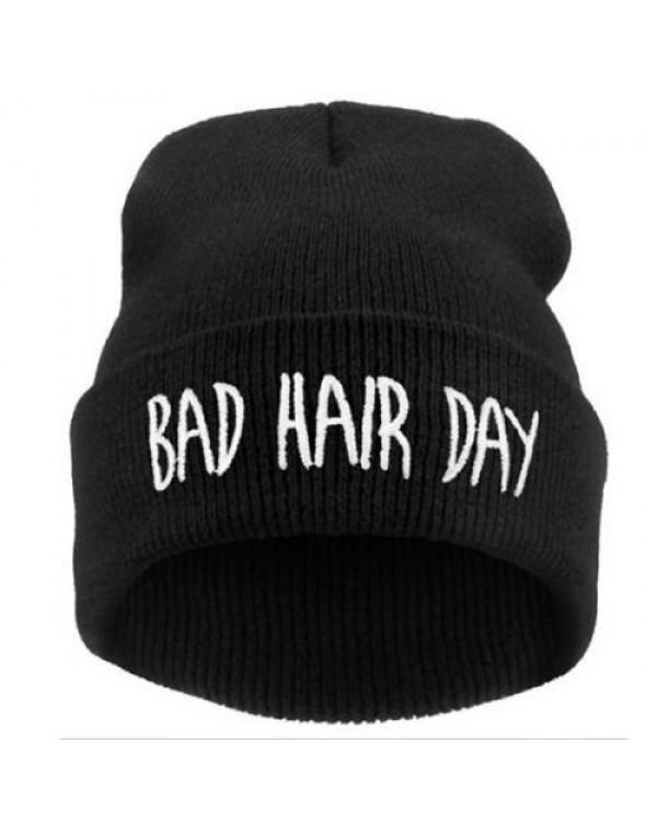 """Kepurė """"Bad hair day"""""""