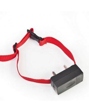 Elektros impulsacijos antkaklis nuo lojimo