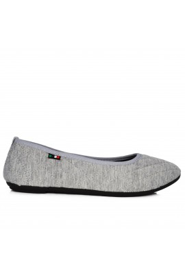 "Balerinos ""Rhombus Light Grey"""