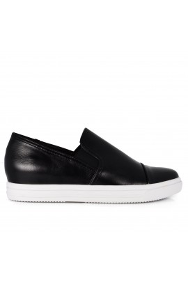"Slip On avalynė ""Eliza Black White"""