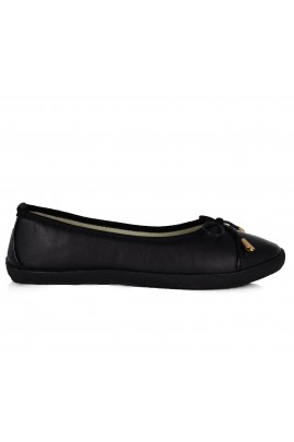 "Balerinos ""Small Ribbon Black"""