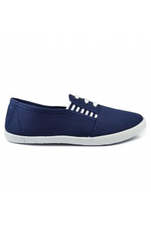 "Slip On avalynė ""Three Stripes Blue White"""