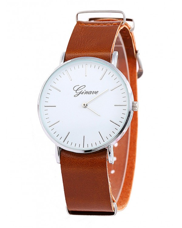"Laikrodis ""Ginave Leather"""