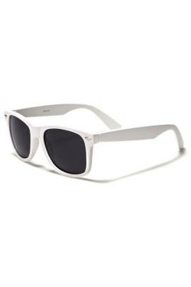 """Balti akiniai nuo saulės """"Retro"""""""