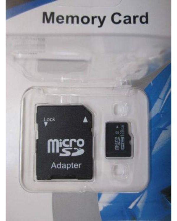 128GB MICRO SD kortelė